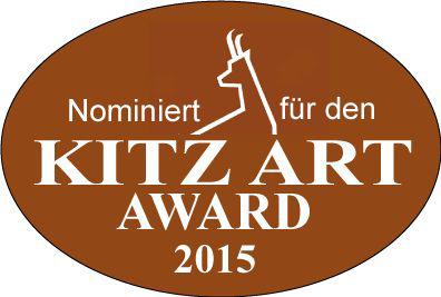 Nominierung zum Kitz Art Award 2015